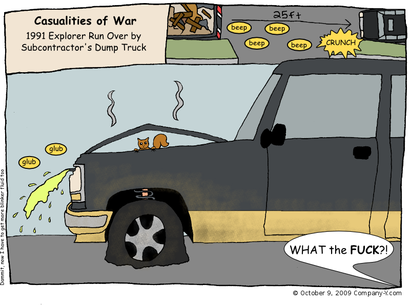 Casualities Of War